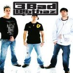 3 Bad Brothaz — 3 Bad Brothaz - In the Back