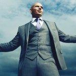 Ahmed Chawki feat. Pitbull and Mandinga — Habibi i love you