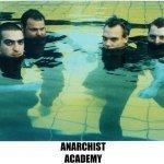 Anarchist Academy — Rudolph Rasta