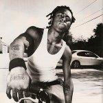 B.o.B feat. Lil Wayne — Strange Clouds
