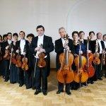 Budapest Strings & Andrea Vigh — Harp Concerto in G Major: I. Allegro