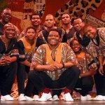 Cam Clarke, Chanty Sanoy, Ladysmith Black Mambazo, Chorus — We Are One