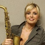 Candy Dulfer and Dave Stewart — Lily Was Here