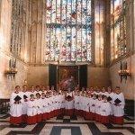 Choir of King's College, Cambridge/Sir David Willcocks — Missa Papae Marcelli: IV. Sanctus - Hosanna (Excerpt)