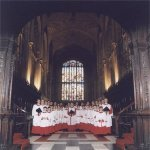 Choir of King's College, Cambridge/Stephen Cleobury — What child is this
