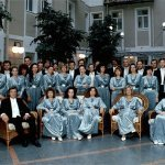 Dmitri Hvorostovsky & St.Petersburg Chamber Choir & Nikolai Korniev — Khristov: Praise ye the name of the Lord