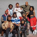 Dreamville & Bas & Cozz & Yung Baby Tate & Guapdad & Buddy — Don't Hit Me Right Now
