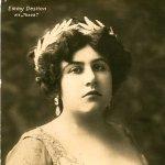 Emmy Destinn & Unknown Violinist & Unknown Pianist & Unknown Harmonium Player — J.S. Bach, Gounod: Ave Maria