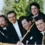 Ensemble Wien-Berlin — Wind Quintet No. 1 : IV. Tempo di marcia francese