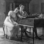Felix Mendelssohn — Symphony 4 A op90 'Italian' [Karajan] (3) Con moto moderato
