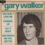 Gary Walker — You Don't Love Me