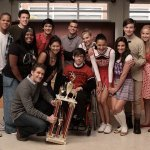 Glee Cast feat. Darren Criss — Baby, It's Cold Outside (Glee Cast Version)