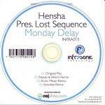 Hensha pres. Lost Sequence — Monday Delay (Arctic Moon Remix)
