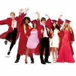 High School Musical Cast & Zac Efron — Scream