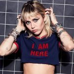 Joan Jett, Miley Cyrus and Laura Jane Grace — Androgynous