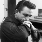 Johnny Cash & Ray Charles — Crazy Old Soldier