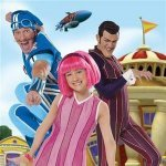 LazyTown — We Are Number One (The Living Tombstone's Remix)