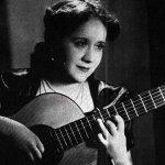 Maria Luisa Anido — Cantiga de Santa María (Arr. for Guitar)