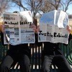 Michael Henry and Justin Robinett — Hallelujah