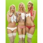 Мобильные Блондинки — Плюшевый мишка