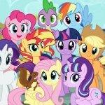 My Little Pony — Meet the Pirates