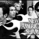 New American Shame — Rusted Wings