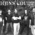 Odin's Court — The Burning Tides of Time