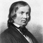 Robert Schumann — «Любовь поэта» - 9. «Напевом скрипка чарует» (Дитрих Фишер-Дискау)