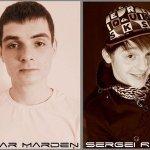 Sergei Rose & Edgar Marden — Black and White