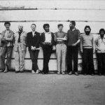 Smokey Johnson & Company — The Funkie Moon