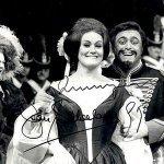 Sutherland/Pavarotti — Al ben de'tuoi qual vittima