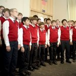 The American Boychoir — This Little Babe
