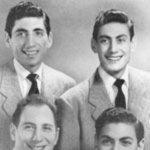The Ames Brothers — The Naughty Lady Of Shady Lane