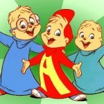 The Chipmunks & The Chipettes — Born This Way / Ain't No Stoppin' Us Now / Firework