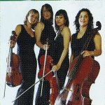 The Classic Rock String Quartet — All Of My Love
