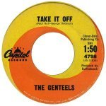 The Genteels — Take It Off