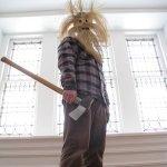 The Insane Warrior — Thrust and Gain