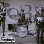 The Playboys — Over The Weekend