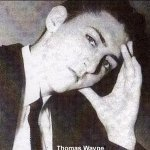 Thomas Wayne — You're the One That Done It