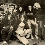 Unida & Metal Church — Thing That Should Not Be