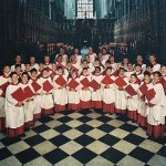 Westminster Abbey Choir — Es sungen drei Engel