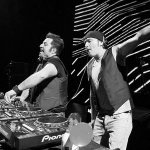 nari & Milani and Cristian Marchi with Max C. — Let It Rain